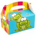 Froggie Fun Loot Party Favor Boxes Empty (4)